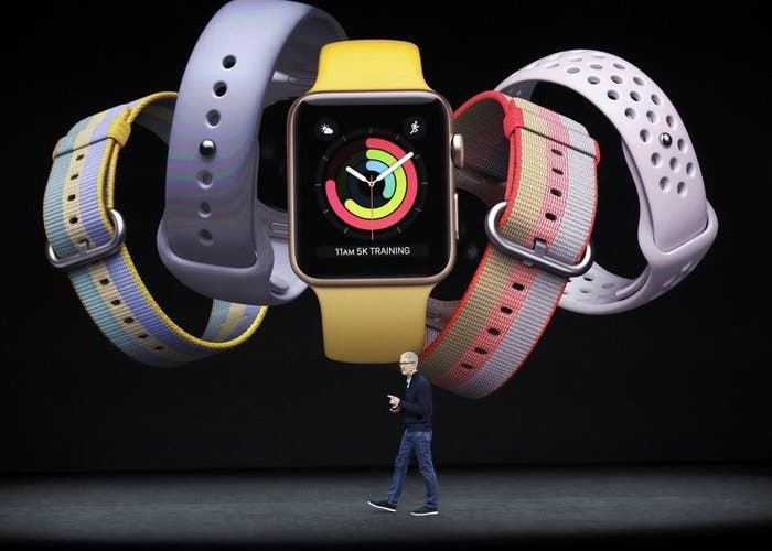 Apple Watch Series tres LTE