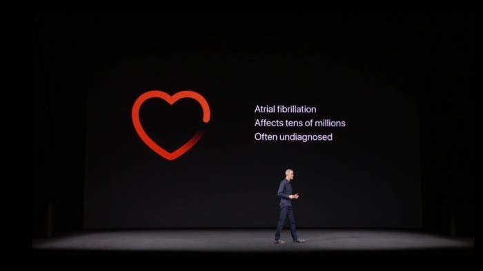 Apple Watch aplicaciones para la salud