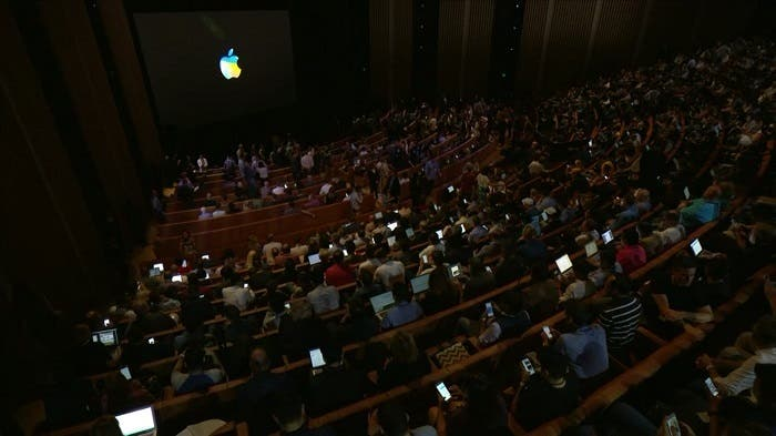 Auditorio Steve Jobs