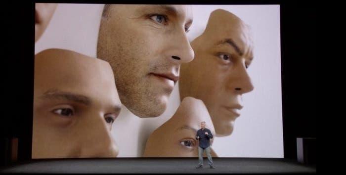 Cómo funciona el Face ID