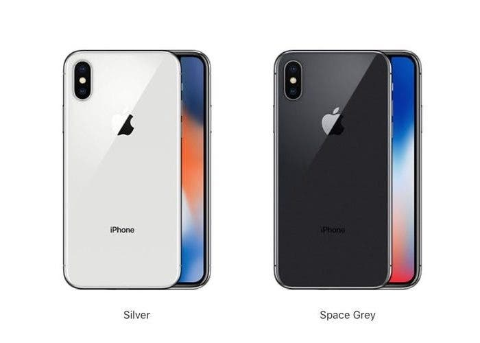 Colores Del Iphone X