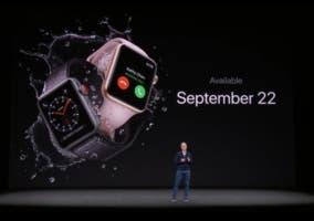 Disponibilidad Apple Watch Series 3