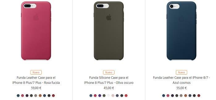 Fundas iPhone 8 Plus