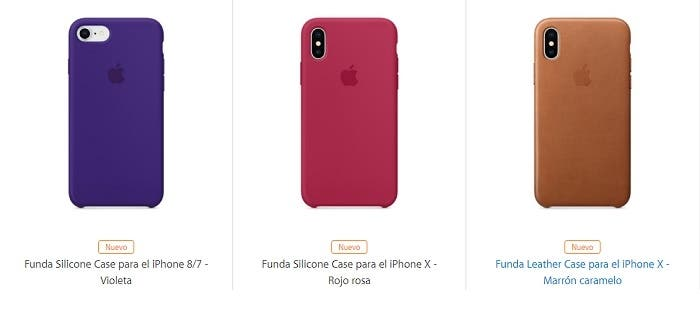 Fundas iPhone X