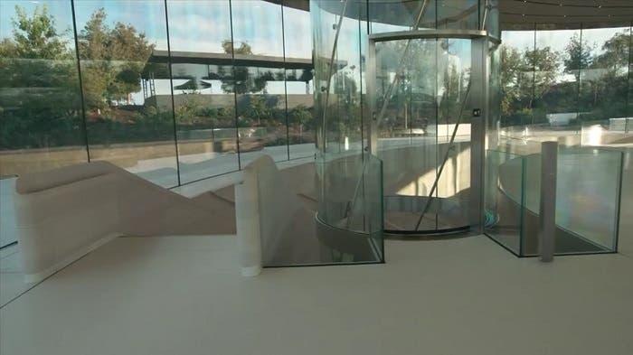 Interior Teatro Steve Jobs