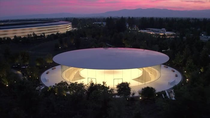 Teatro Steve Jobs en el Apple Park