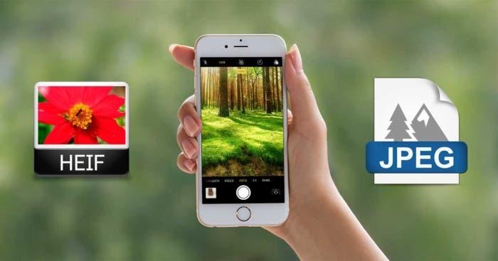 ahorrar espacio en fotos y videos con ios 11