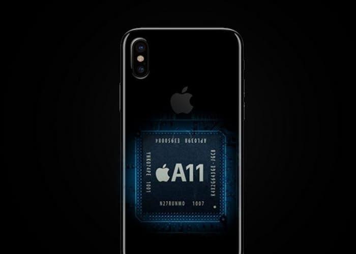 procesador A11 Fusion