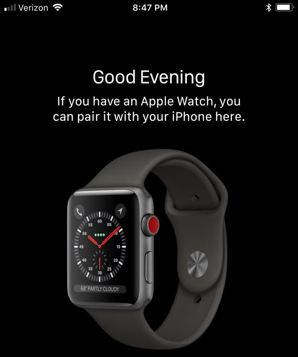 apple watch con lte