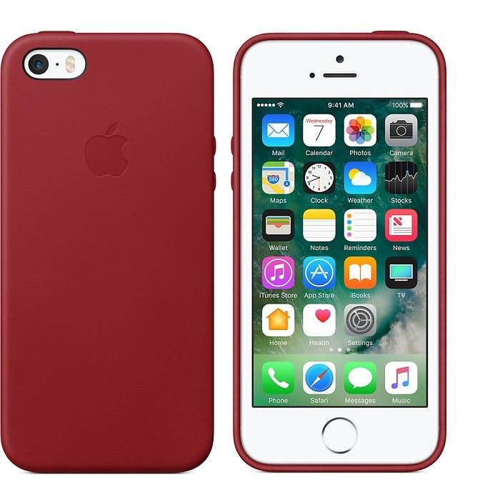 iPhone SE RED