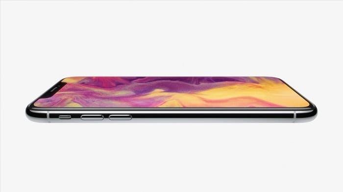 iPhone X Retina