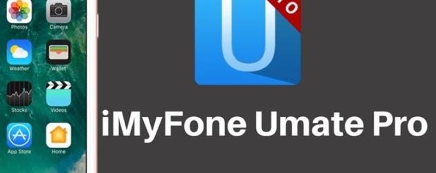 iMyFone Umate Pro iPhone