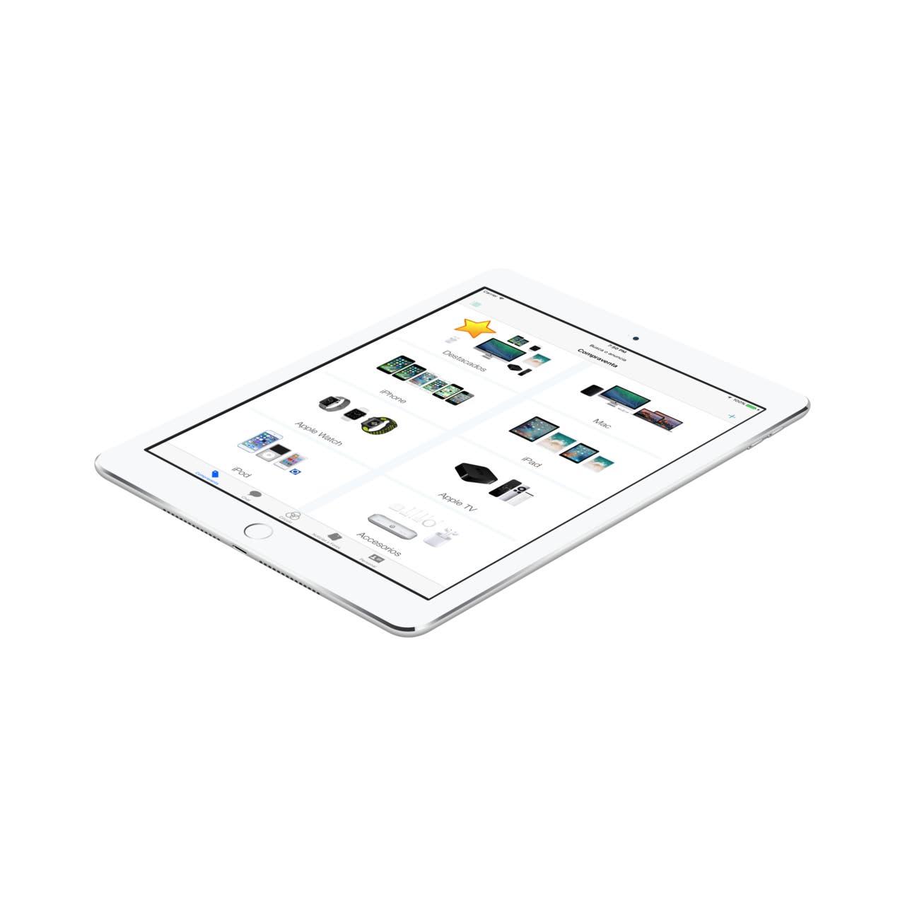 Markepple iPad nueva imagen