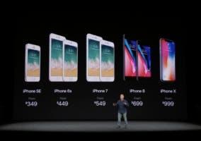 precios iPhone 8