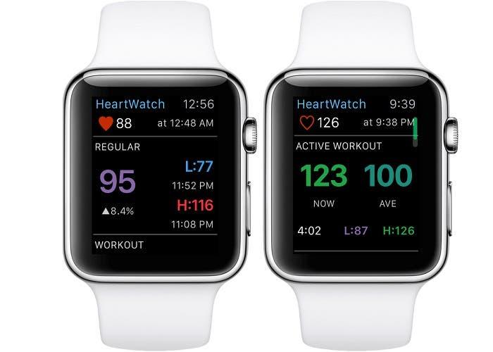 Aplicación HeartWatch
