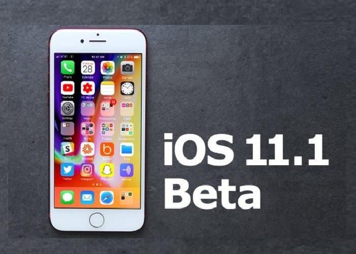 Beta 3 iOS 11.1