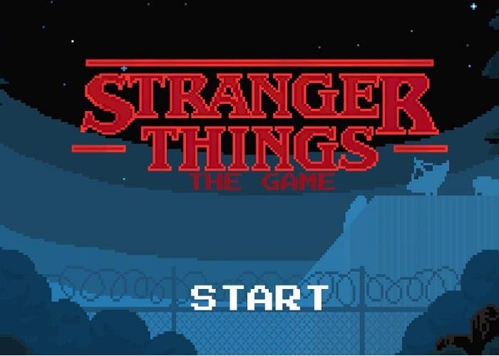 Juego Stranger Things