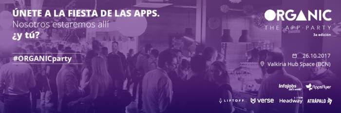 ORGANIC: The Aplicación Party