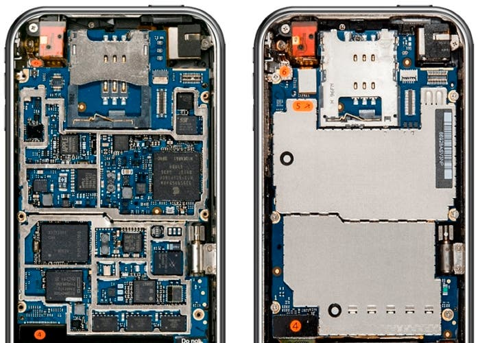 iPhone original interior
