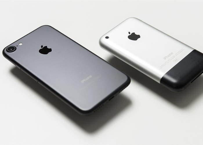 comparativa iphone original vs iphone 8