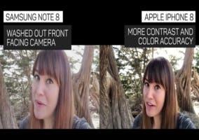 iphone 8 plus video