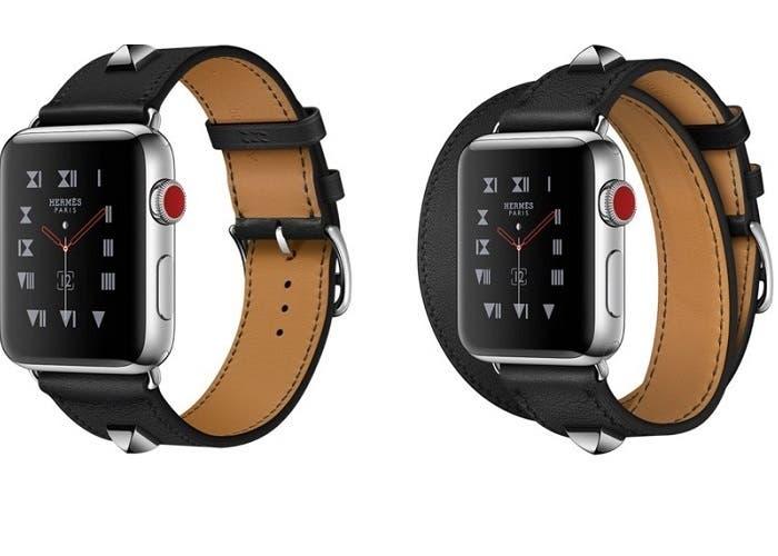 Bandas Hermes Apple Watch