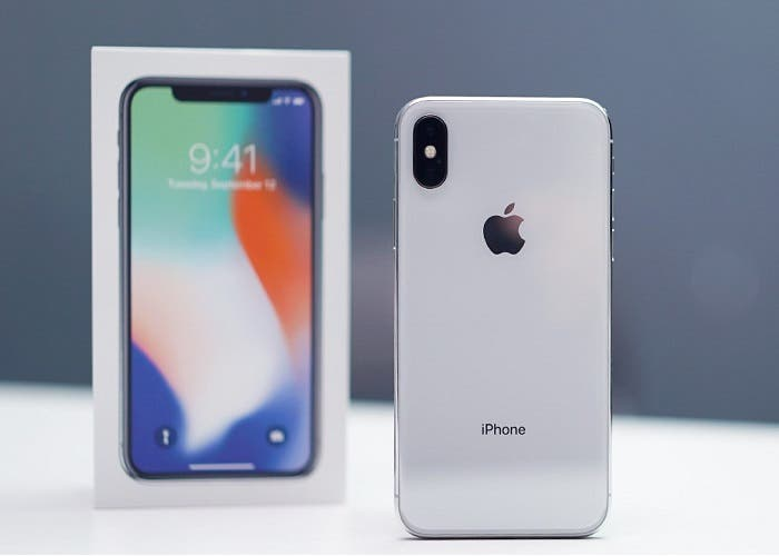 iPhone X disponible en Europa, África y Asia
