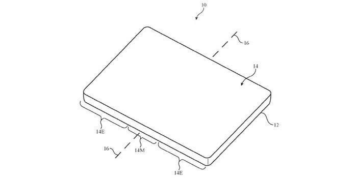 pantalla plegable iphone
