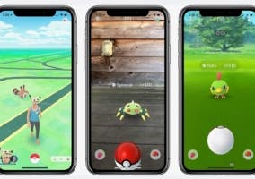 pokemon go iphone x