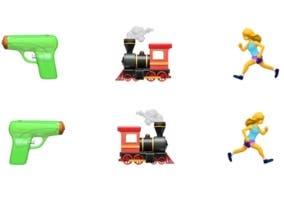 Emojis reversibles