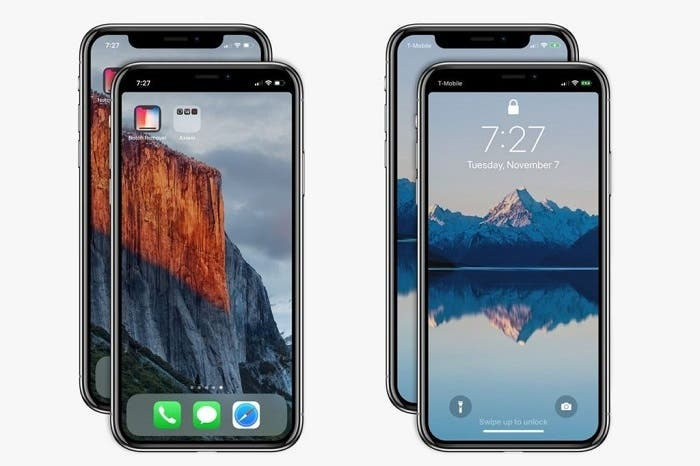 Notch iPhone X
