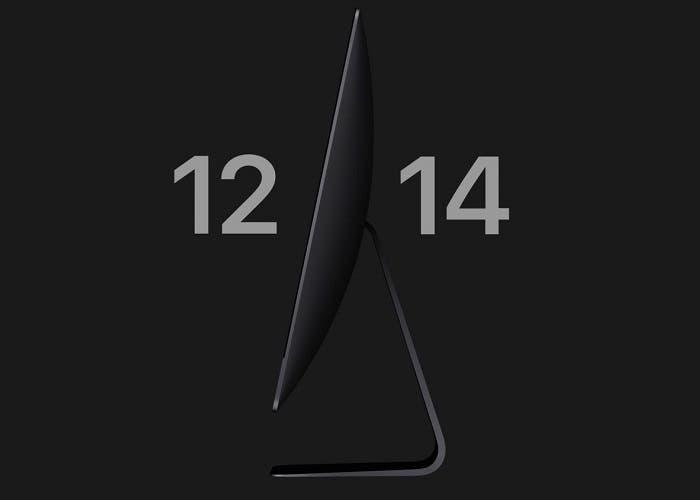 iMac Pro disponible 14 de diciembre 2017