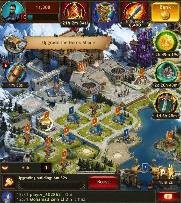 Los mejores juegos de estrategia para iPhone y iPad