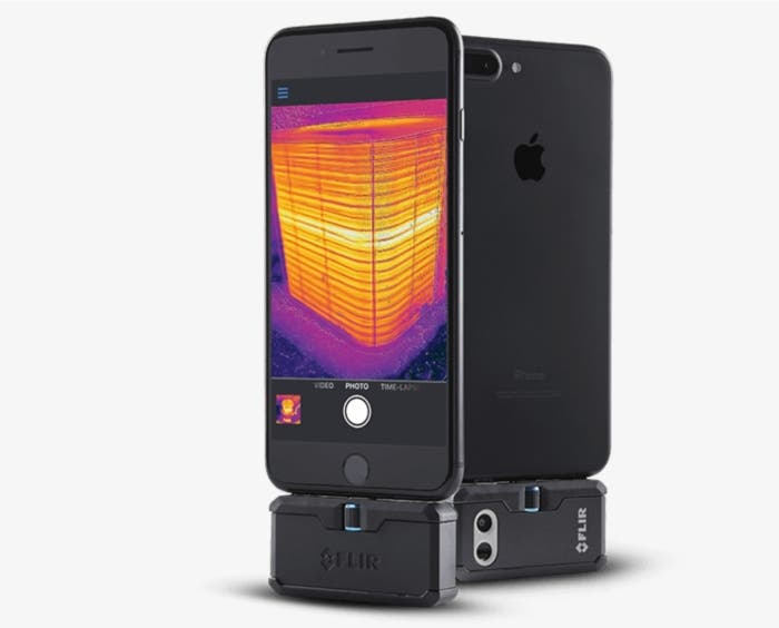 comprar cámara infrarroja