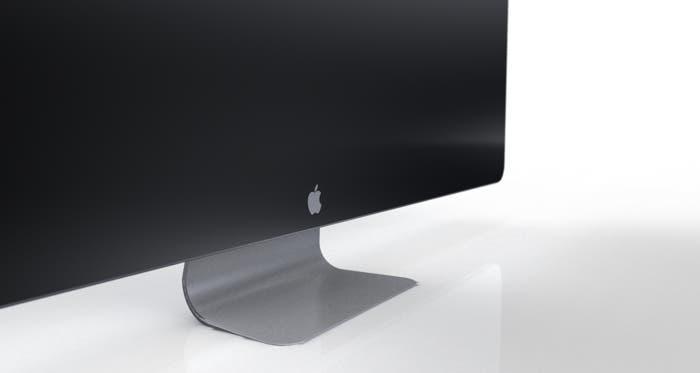 Prototipo de una posible televisión propiedad de Apple