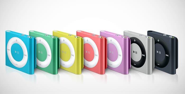 iPod shuffle de Apple