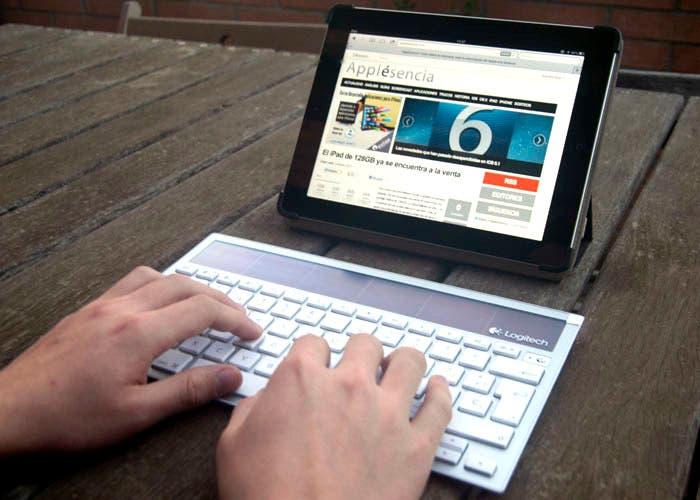 Logitech teclado iPad