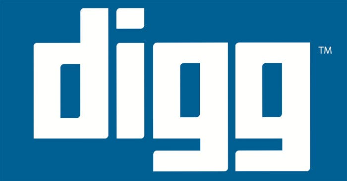 Logotipo Digg