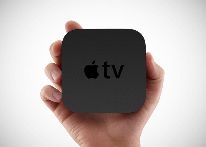 Apple TV entre manos