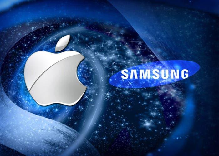 Apple frente a Samsung