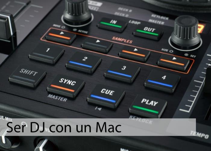 Ser DJ en Mac OS X
