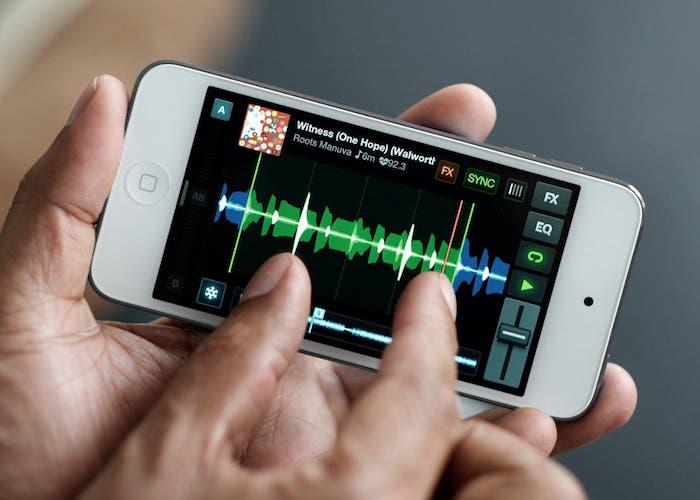 Nueva versión de Traktor DJ para iPhone