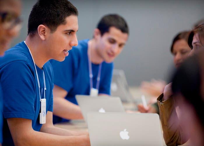 El iPhone 5 se reparará en las Apple Store