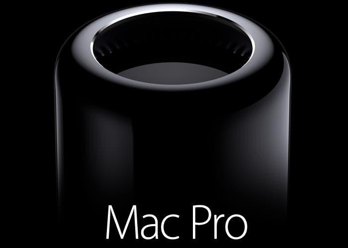 Nuevo Mac Pro presentado durante la keynote