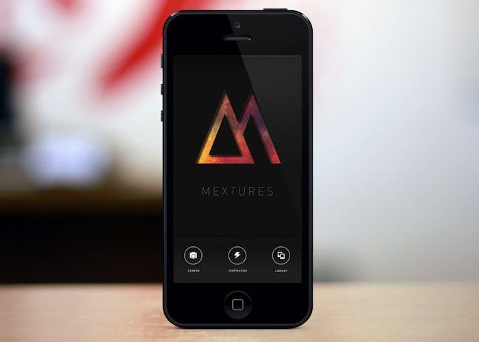 Mextures para iPhone