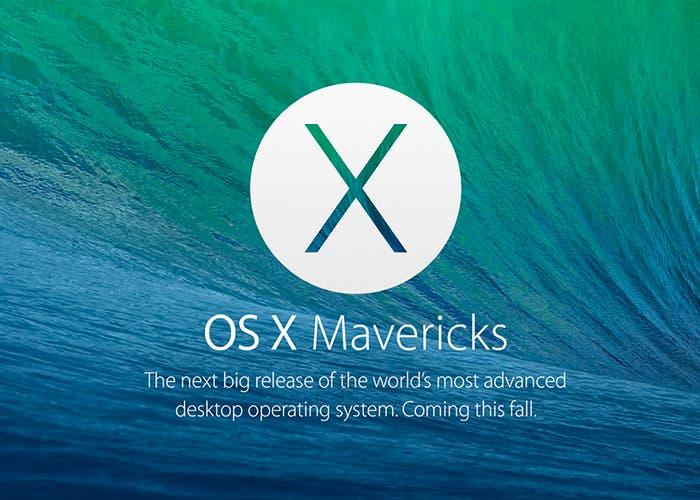 Betas para los empleados de OS X Mavericks