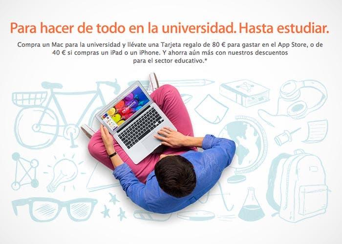 Nueva campaña de Apple: Vuelta a clase