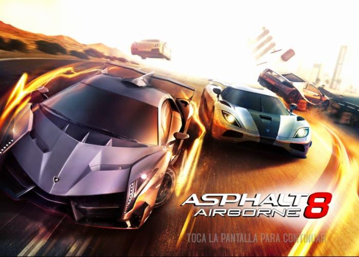 Asphalt 8 en iOS