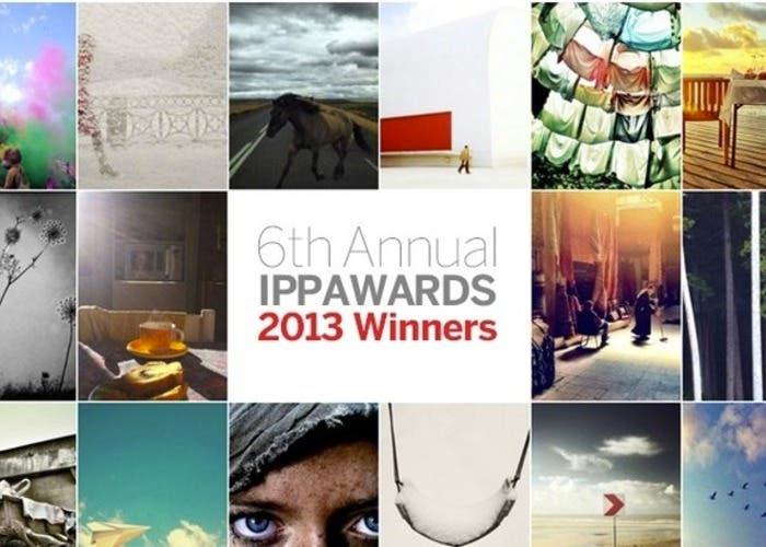 Cartel promocional IPPAwards de 2013