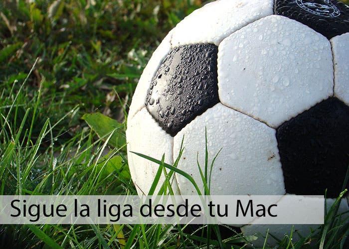 Sigue la Liga de Fútbol desde tu Mac